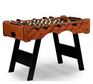 Игровой стол футбол Weekend Stuttgart (Коричневый)