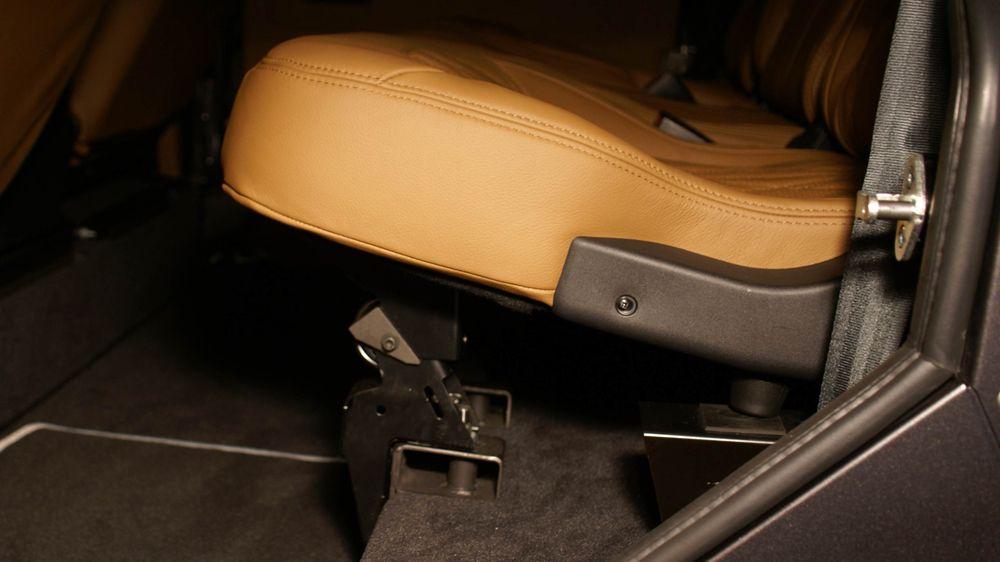 Набор для удлинения задних сидений (Land Rover Defender 110)