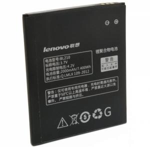 Аккумулятор Lenovo A536/A606/A656/A658T/A750E/A766/A828T/S650/S658t/S820/S820E (BL210) Оригинал