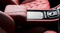 Обшивка центрального подлокотника (Range Rover Evoque)