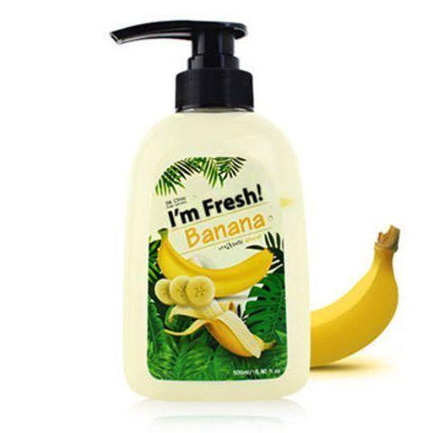 [3W CLINIC] Лосьон для тела БАНАН I'm Fresh Body Lotion, 500 мл