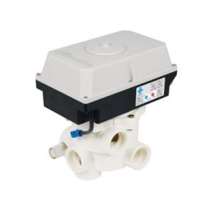 """Блок управления обратной промывкой Aquastar Easy 1001, 2"""", боковое подключение"""