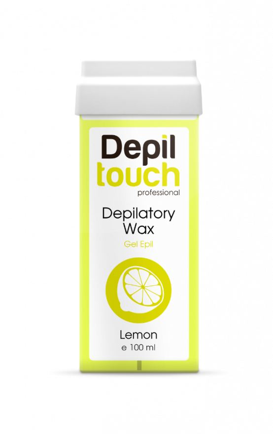 Гелевый воск Depiltouch Professional с ароматом лимона