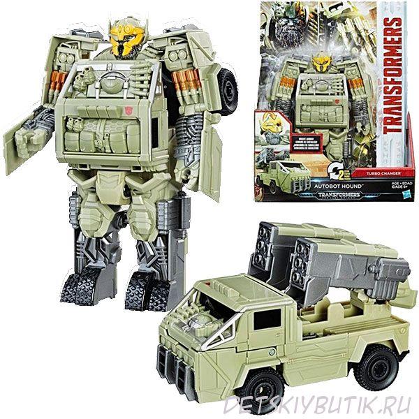 Transformers Хаунд (Гончая)