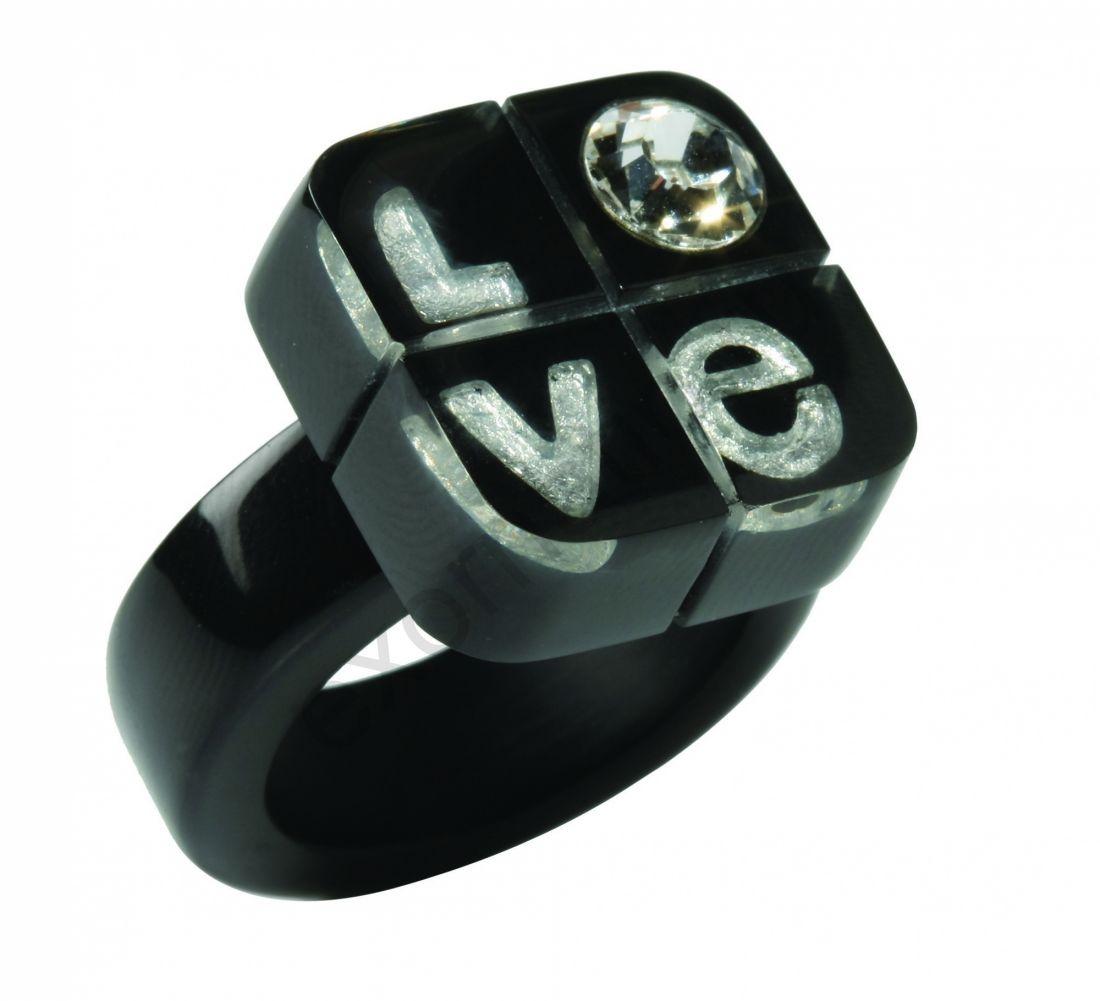 Кольцо Zsiska0240602S001A0M. Коллекция Love