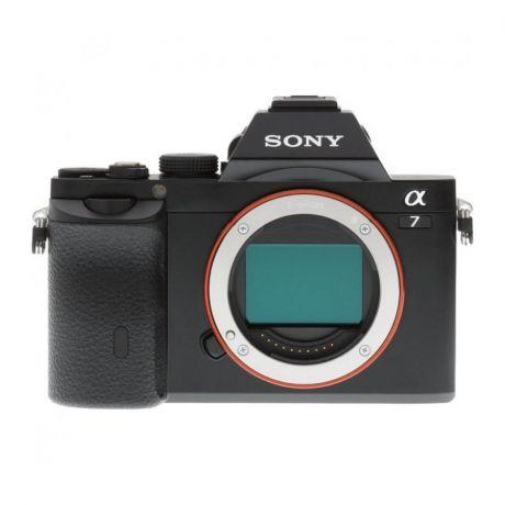 Фотоаппарат со сменной оптикой Sony Alpha A7 Body