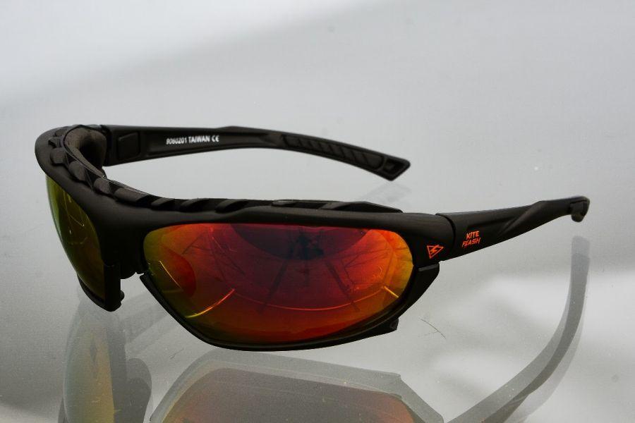 Очки для кайтсерфинга Kiteflash Hawai Galaxy Black Amalgam