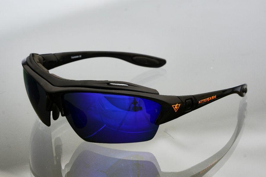 Очки для кайтсерфинга Kiteflash Mauritius Brilliant Black Amalgam