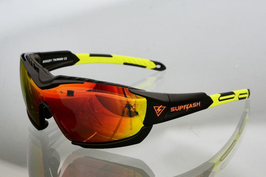 Очки для кайтсерфинга Kiteflash SupFlash Maui Galaxy Black Amalgam