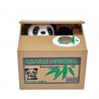 Интерактивная копилка-воришка Панда