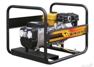 Бензиновый генератор Energo EB 6.0/230-S