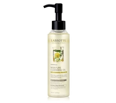 Масло гидрофильное LABIOTTE MARRYECO MOISTURE CLEANSING OIL WITH EVENING PRIMROSE 150мл
