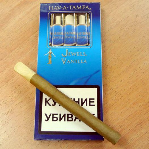 Сигариллы Джевелс Ванила дер.мунд.(5)