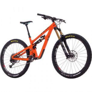 Yeti SB150 Turq X01 Eagle Race orange