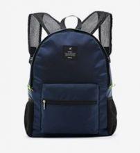 Складной рюкзак Wing travel синий