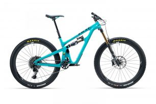 Yeti SB150 Turq X01 Eagle Race torquoise