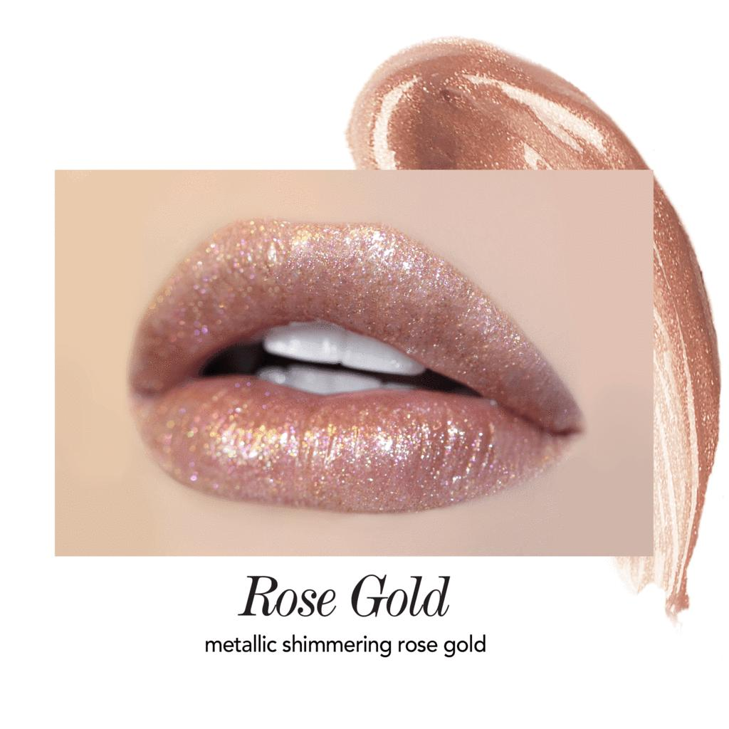 Топпер для губ Jouer Cosmetics - ROSE GOLD