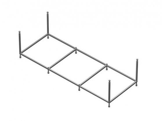 Монтажный набор для ванны Roca Line 160x70 ZRU9302986