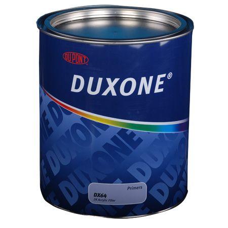 Duxone DX64 2К HS Акриловый грунт серый, 1л.