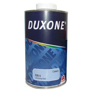 Duxone DX41 2К Акриловый лак воздушной сушки, 1л.