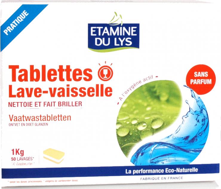 Etamine Du Lys Таблетки для посудомоечных машин 50 шт 1 кг