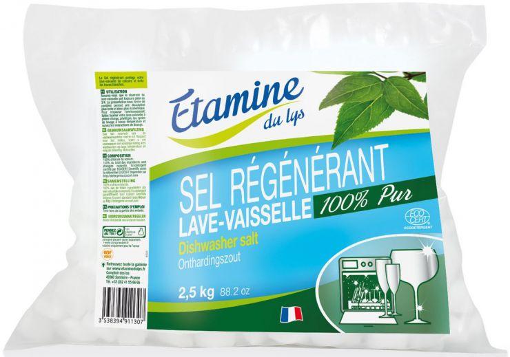 Etamine Du Lys Солевой восстановитель для посудомоечных машин 2,5 кг