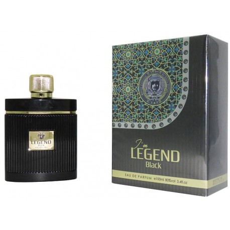 KHALIC I AM LEGEND BLACK 100ml (для мужчин)