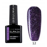 Elpaza гель-лак Lilac 012, 10 ml