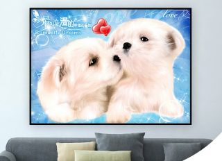 Романтичные щенки