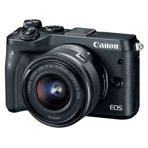 CANON EOS M6 KIT 15-45 MM IS STM