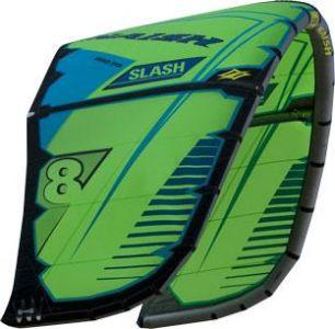 2017 Naish Slash Kite green