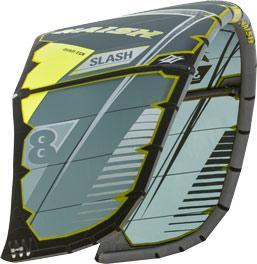 2017 Naish Slash Kite grey