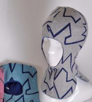 Шапка-шлем для детей 2-5 лет, SB114