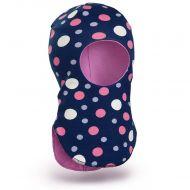Шапка-шлем для девочки 2-5 лет, SG110