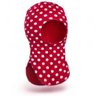 Шапка-шлем для девочки 2-5 лет, SG107