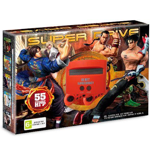Sega Super Drive Tekken (55 в 1)