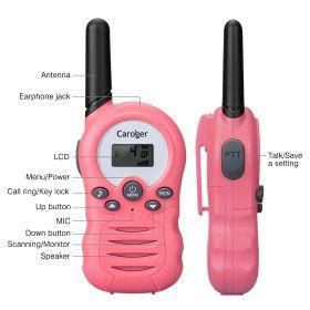 Детские рации CR388A Kids Walkie Talkies Intercom