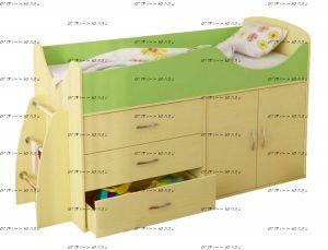 Кровать-чердак Карлсон МИКРО-201 (15.8.201)