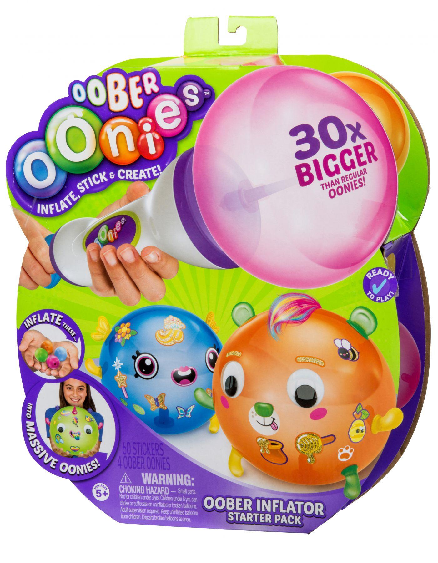 Купить стартовый набор Oober фигуры из шаров недорого с доставкой