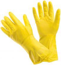Универсальные резиновые перчатки Frida жёлтые размер S 2226000