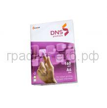 Бумага А4 DNS Premium 160 г/м Mondi