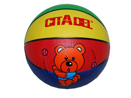 Мяч баскетбольный SPRINTER № 2, артикул 04127