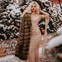 Шуба из соболя тор-тор пошить в Москве цены отзывы фото