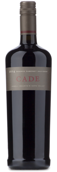 Cade Winery Howell Mountain