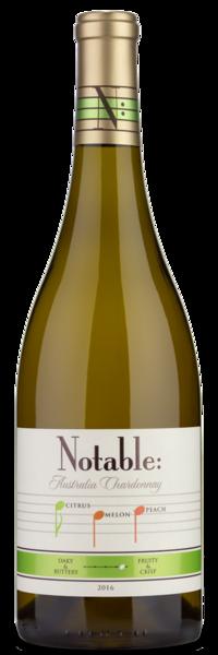 Notable Chardonnay
