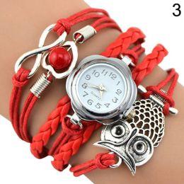 Винтажные женские часы-браслет