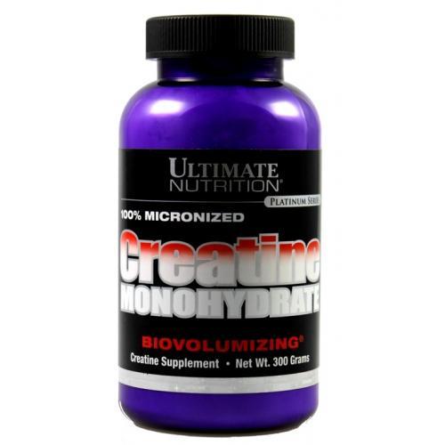 Ult 100% Micronized Creatine Monohydrate 300g