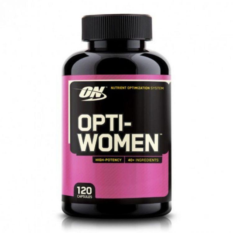 Opti-Women от Optimum Nutrition 120 кап_