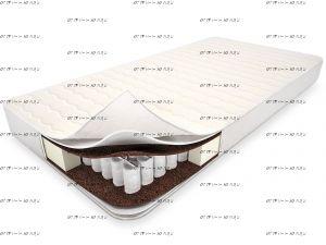Матрас Аскона Smile (Смайл), 17 см.
