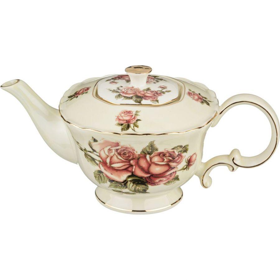 """Заварочный чайник """"Корейская роза"""" 750 мл"""